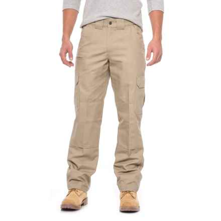 Dickies Canvas Tactical Pants - Relaxed Fit, Straight Leg (For Men) in Desert Sand - Closeouts