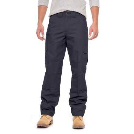 Dickies Canvas Tactical Pants - Relaxed Fit, Straight Leg (For Men) in Midnight Blue - Closeouts