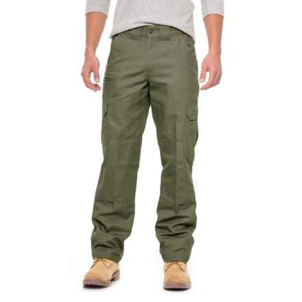 Dickies Canvas Tactical Pants - Relaxed Fit, Straight Leg (For Men) in Tactical Green - Closeouts