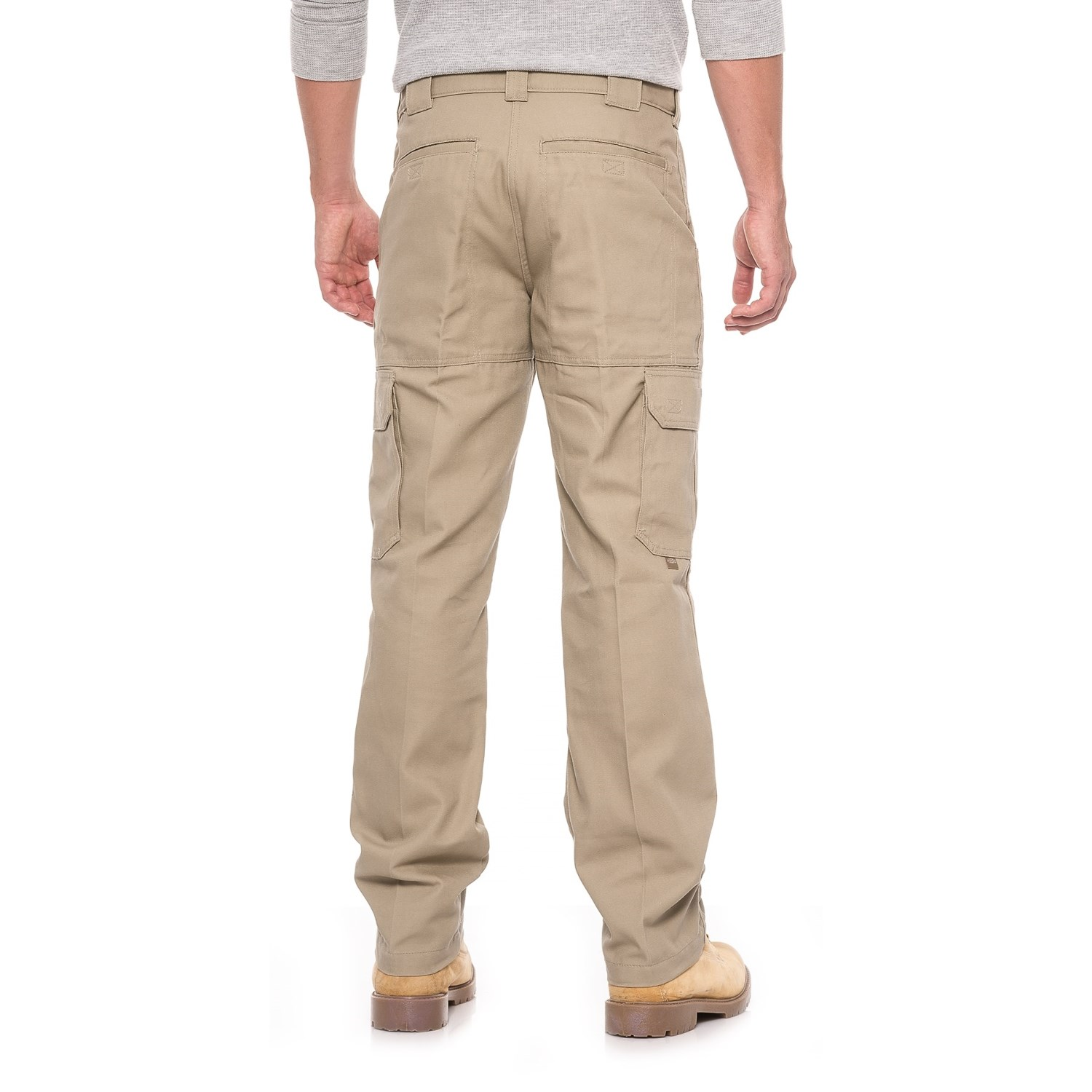 6b0606cb47e Dickies Canvas Tactical Pants (For Men) - Save 60%