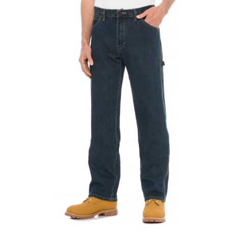 Dickies Carpenter Jeans - Relaxed Fit (For Men) in Tinted Heritage Khaki
