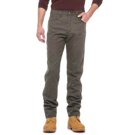 Dickies Carpenter Pants - Slim Fit, Straight Leg (For Men) in Moonless Night - Closeouts
