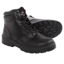 Dickies Challenger Work Boots - Waterproof (For Men) in Black - Closeouts