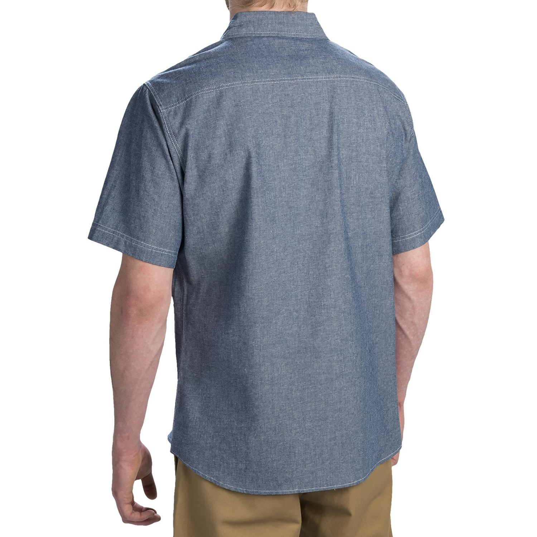 Dickies Chambray Shirt For Men 9087k Save 67