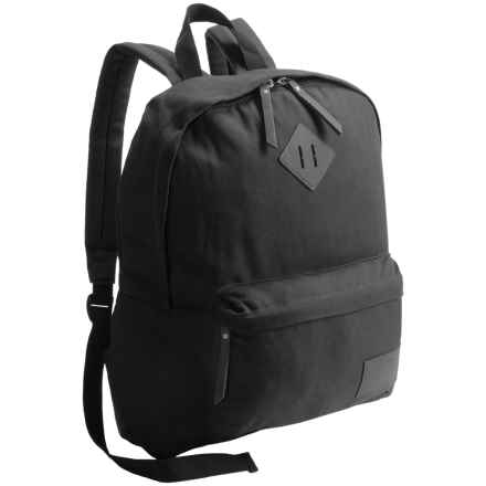 Dickies Classic Canvas Backpack in Black - Overstock