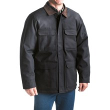 Dickies Cordura® High-Performance Coat - Insulated (For Men and Big Men) in Black - Closeouts