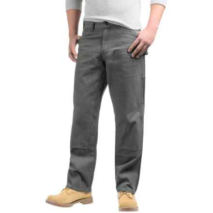 Dickies Double-Front Duck Pants - Relaxed Fit, Straight Leg (For Men) in Slate - 2nds
