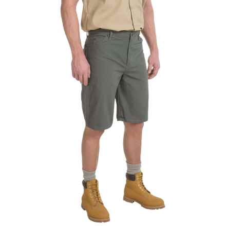 Dickies Duck Shorts - Relaxed Fit (For Men) in Slate - 2nds
