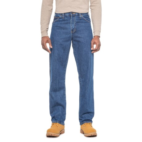 Dickies Men's Five-Pocket Denim Work Jeans
