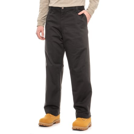 98bdb792d4e5 Dickies Flame-Resistant Twill Work Pants - Relaxed Fit (For Men) in Black