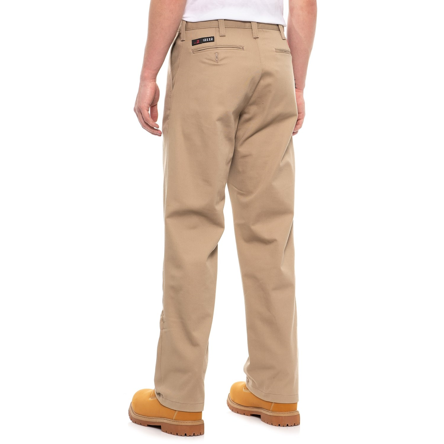 84bd65056fdc Dickies Flame-Resistant Twill Work Pants - Relaxed Fit (For Men)
