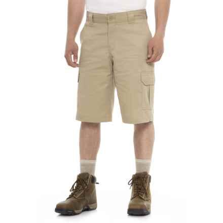 """Dickies Flex Cargo Shorts - 11"""" (For Men) in Desert Sand - 2nds"""