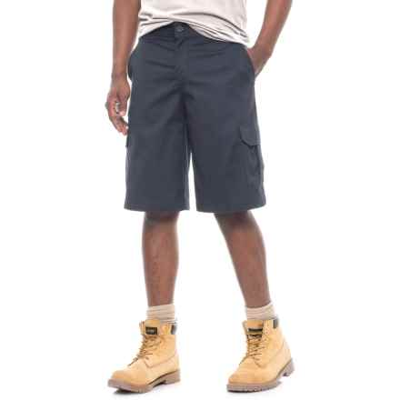Dickies Flex Relaxed Fit Cargo Shorts (For Men) in Dark Navy - 2nds