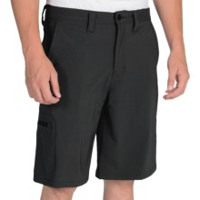 Dickies Flex Shorts - UPF 50+, Relaxed Fit (For Men) in Black - Closeouts