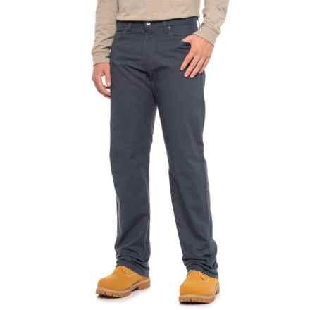 Dickies Flex Tough Max Pants - Regular Fit (For Men) in Rinsed Gray - 2nds