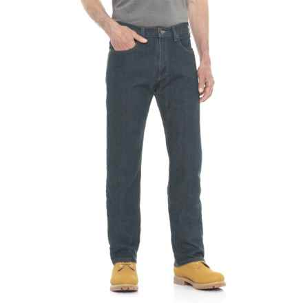 Dickies Flex Tough Max Straight Leg Jeans - 5-Pocket (For Men) in Tinted Heritage Khaki - Closeouts