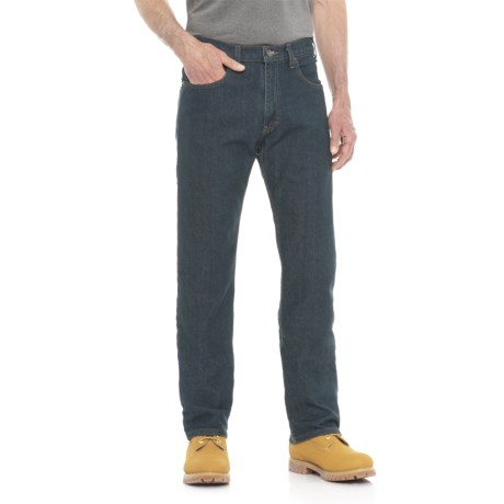 Dickies Flex Tough Max Straight Leg Jeans - 5-Pocket (For Men) in Tinted Heritage Khaki