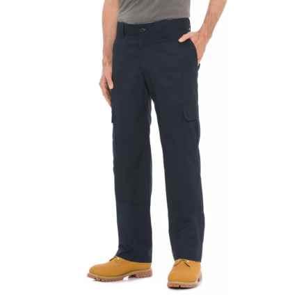 Dickies Flex Twill Cargo Pants - Regular Fit (For Men) in Navy - 2nds
