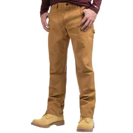 Dickies Genuine Duck Carpenter Pants (For Men) in Brown Duck - 2nds