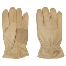 Dickies Grain Goatskin Drivers Gloves (For Men and Women) in Saddle - Closeouts
