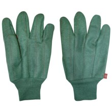 Dickies Heavyweight Green Chore Gloves (For Men and Women) in Green - Closeouts