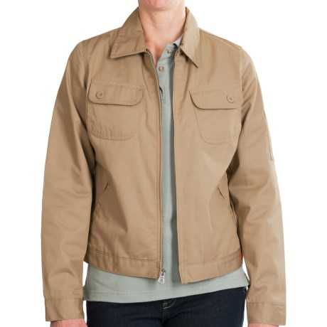 Dickies Heritage 8 oz. Twill Jacket (For Women)