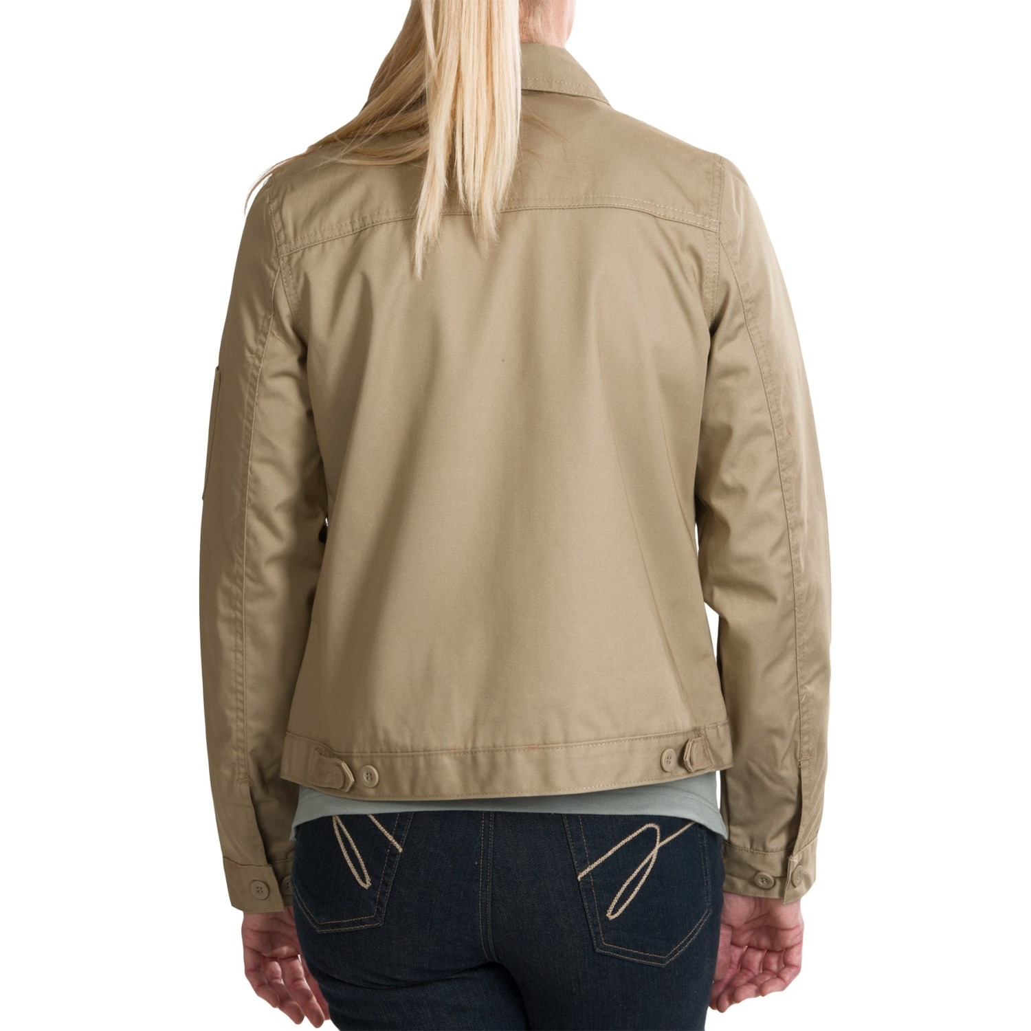 Dickies Heritage 8 oz. Twill Jacket (For Women) - Save 79