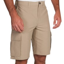 "Dickies High-Performance Cargo Shorts - 11"", Relaxed Fit (For Men) in Desert Sand - Closeouts"