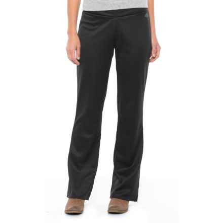 Dickies High-Performance Fleece Pants (For Women) in Black - Closeouts