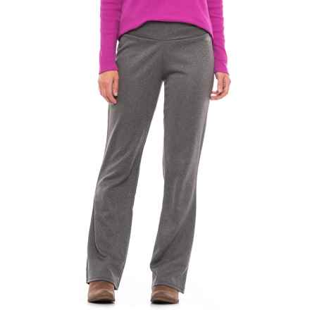Dickies High-Performance Fleece Pants (For Women) in Dark Heather Grey - Closeouts