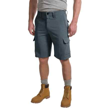 Dickies High-Performance Flex Cargo Shorts - UPF 50+, Relaxed Fit (For Men) in Dark Navy - 2nds