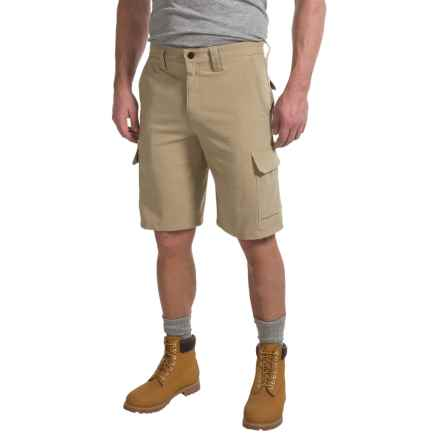 Dickies High-Performance Flex Cargo Shorts - UPF 50+, Relaxed Fit (For Men) in Desert Sand - 2nds