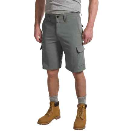 Dickies High-Performance Flex Cargo Shorts - UPF 50+, Relaxed Fit (For Men) in Slate - 2nds