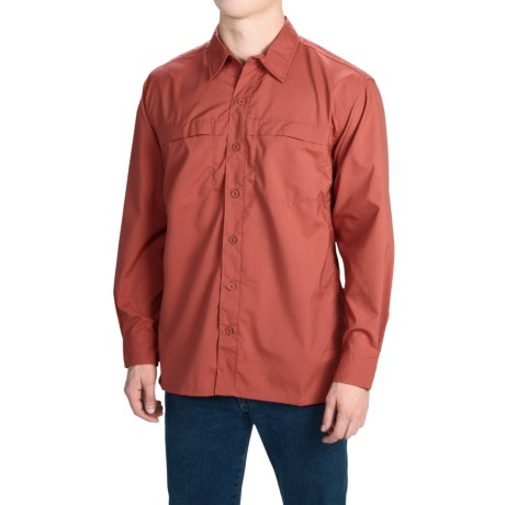 Dickies High Performance Flex Shirt UPF 50+, Long Sleeve (For Men and Big Men)