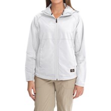 Dickies High-Performance Jacket (For Women) in White - Closeouts
