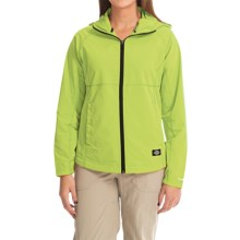 Dickies High-Performance Jacket (For Women) in Wild Lime - Closeouts
