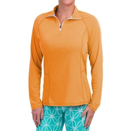 Dickies High-Performance Shirt - Zip Neck, Long Sleeve (For Women)