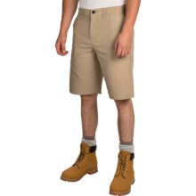 Dickies High-Performance Shorts - UPF 50+, Flat Front (For Men) in Desert Sand - Closeouts