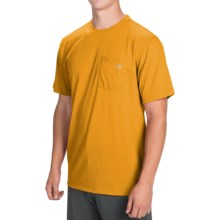 Dickies High-Performance T-Shirt - Short Sleeve (For Men) in Citrus - Closeouts