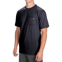 Dickies High-Performance T-Shirt - Short Sleeve (For Men) in Dark Navy - Closeouts