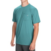 Dickies High-Performance T-Shirt - Short Sleeve (For Men) in Dusk Blue - Closeouts