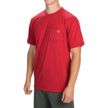 Dickies High-Performance T-Shirt - Short Sleeve (For Men) in English Red - Closeouts