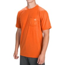 Dickies High-Performance T-Shirt - Short Sleeve (For Men) in Neon Orange - Closeouts