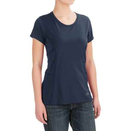 Dickies High-Performance T-Shirt - Short Sleeve (For Women) in Navy - 2nds