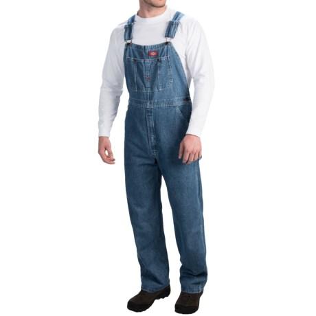 Dickies Indigo Bib Overalls (For Men)