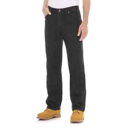 Dickies Industrial Jeans (For Men) in Rinsed Black - 2nds