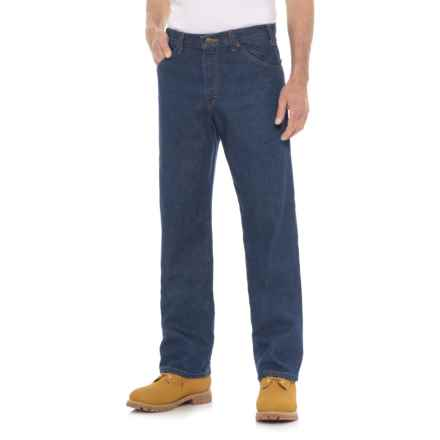 Dickies Industrial Jeans (For Men) in Rinsed Indigo Blue - 2nds