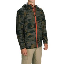Dickies Lightweight Soft Shell Jacket (For Men) in Black Acorn Camo - Closeouts