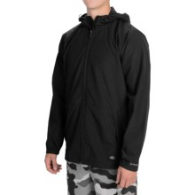 Dickies Lightweight Soft Shell Jacket (For Men) in Black - Closeouts