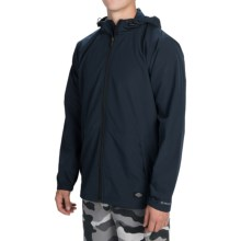 Dickies Lightweight Soft Shell Jacket (For Men) in Dark Navy - Closeouts